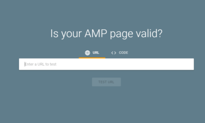 Google AMP test