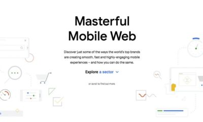 Masterful Mobile Web