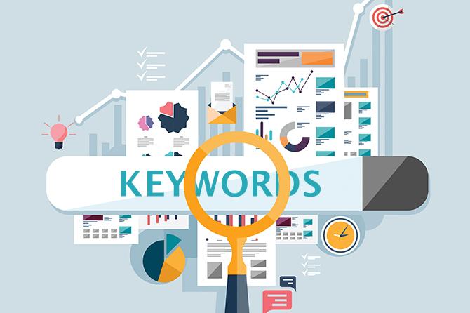 Verisign Top 10 domain keywords