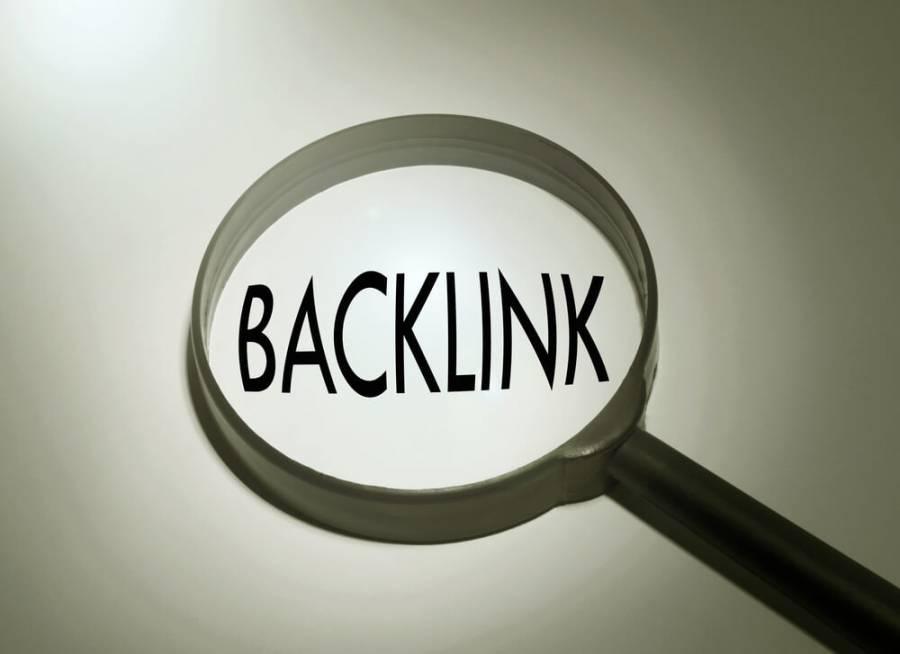 Google on No Backlinks for website