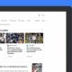 Google News new design