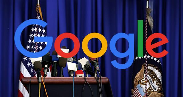 Google Search Politics