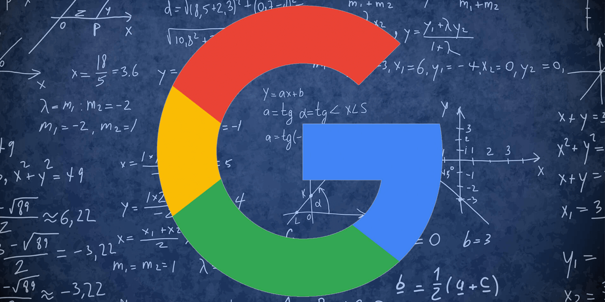 Google algorithm author names