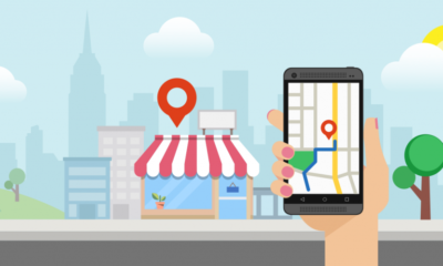 Google Maps for business