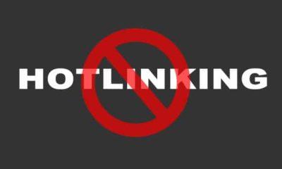 Hotlinking images