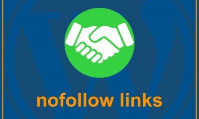 Nofollow links