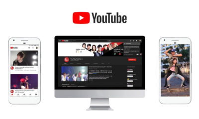 YouTube new layout