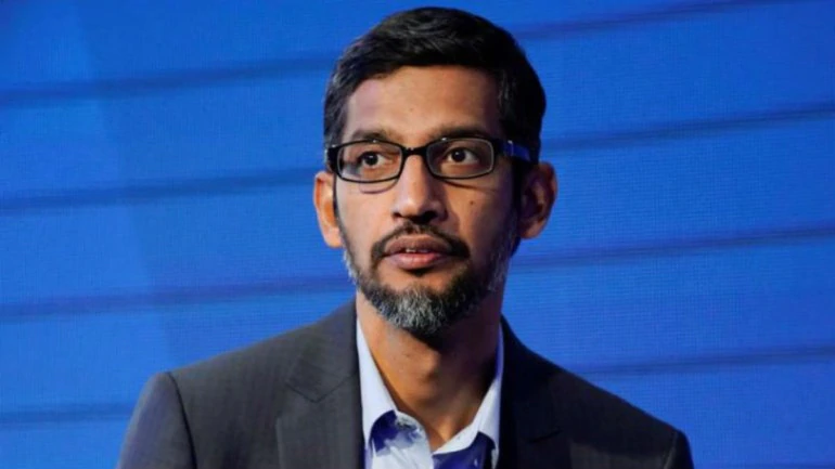 Sundar Pichai named CEO at Google parent Alphabet after founders step down