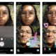 Instagram layout mode