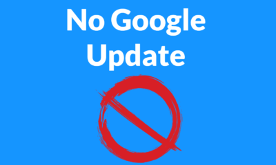No google update