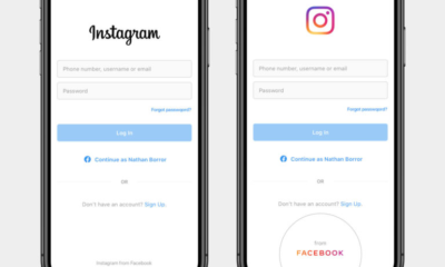Instagram owned by Facebook