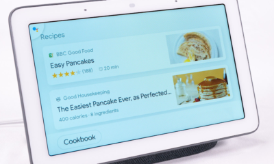 Google Guided Recipes