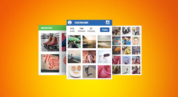 Instagram embedding