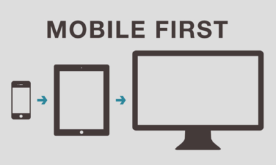 Mobile-first approach