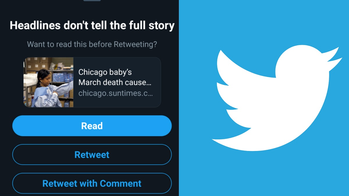 Twitter reading prompt