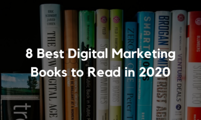 8 Best Digital Marketing Books to Read in 2020