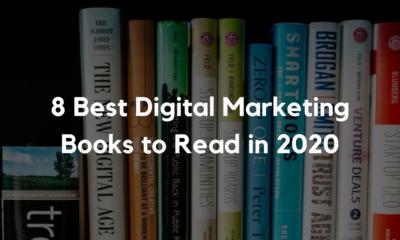 8 Best Digital Marketing Books to Read in 2020