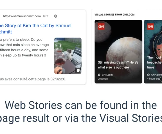 Google Web Stories