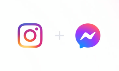 Messenger and Instagram