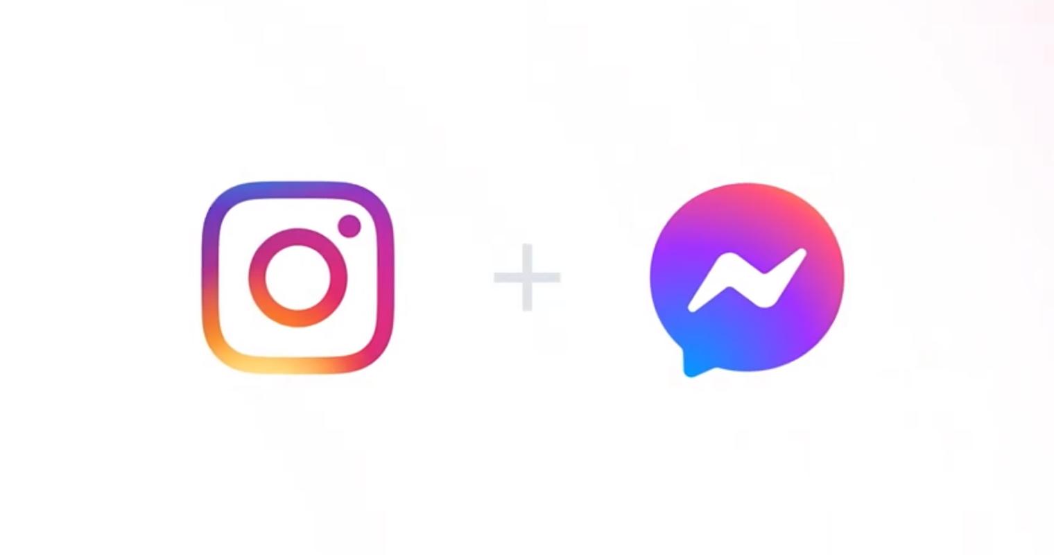 Messenger and Instagram