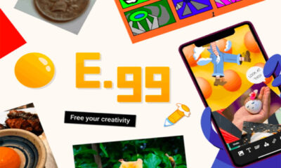 Facebook introduces a Collage Making App, E.gg, to let users design their webpages