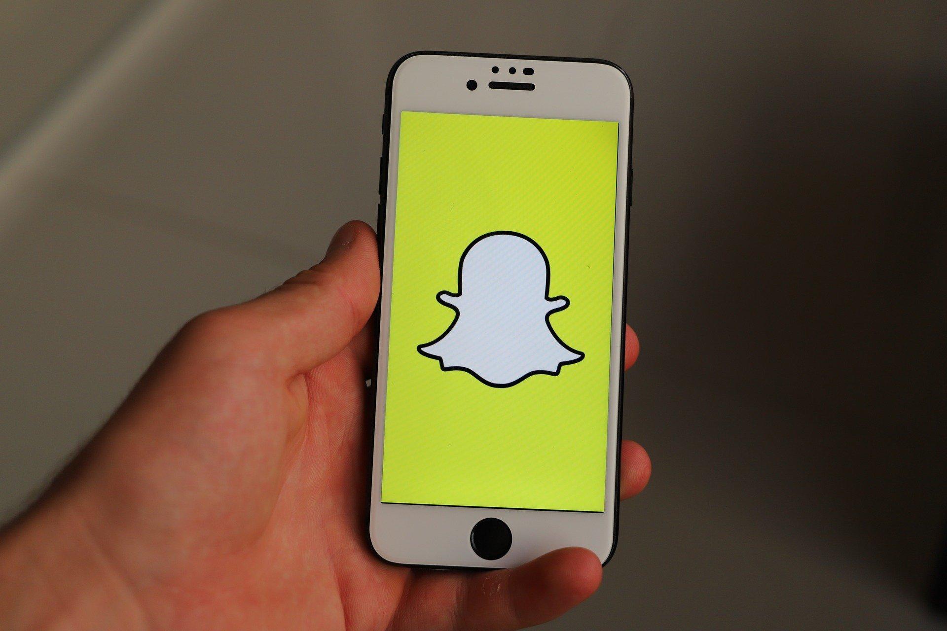 Snapchat users