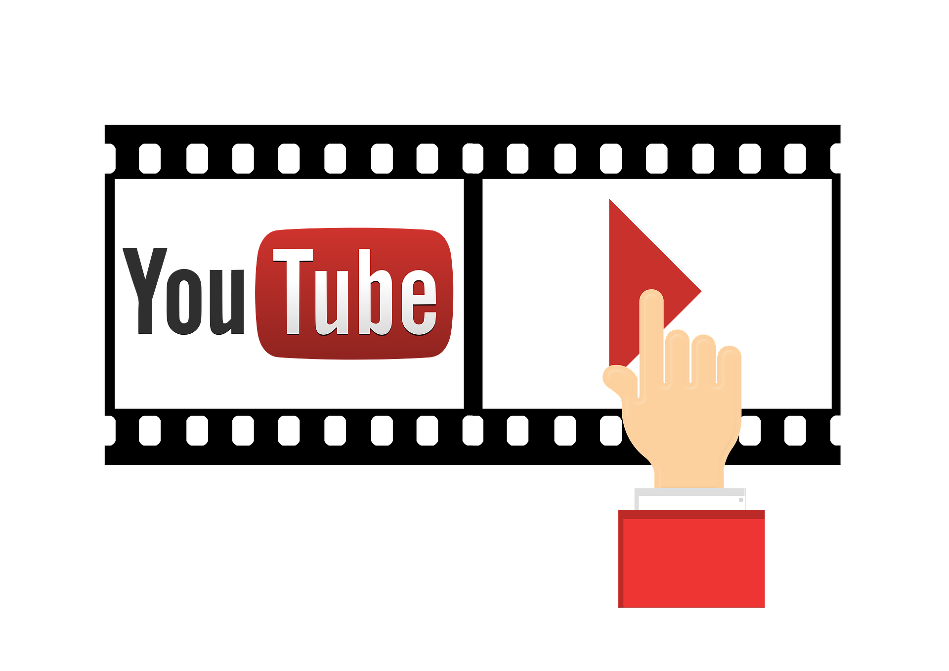 YouTube Analytics comes with reports on the traffic sources