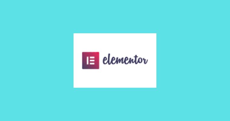Elementor update